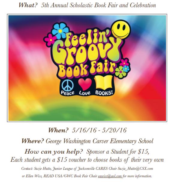 Book Fair 2016 Flyer
