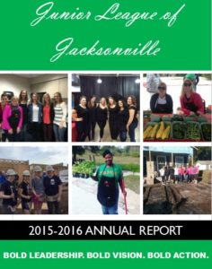 The 2015-2016 Annual Report.